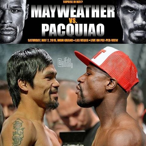Floyd Mayweather vs. Manny Pacquiao 2015: TV Replay Channels, Date ...